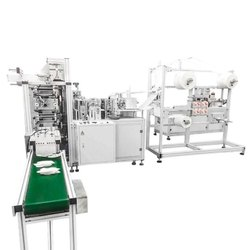 Surgical Face Mask Making Machine