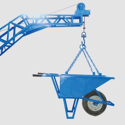 Wheel Barrow Trolley With Chain