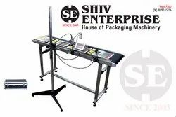 Continuous Inkjet Batch Coding Machine