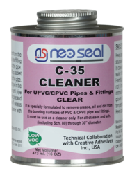 Neo Seal Cleaner - for PVC Pipes & Fittings