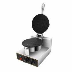 Modern Round Waffle Cone Baker