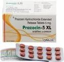 Prazosin Hydrochloride 2.5 Mg/5 Mg Tablets