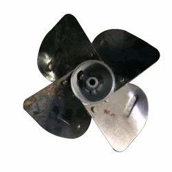Metal Air Exhaust Fan Blade
