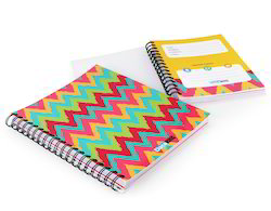 Soft Paper Cover Dataking Notebooks
