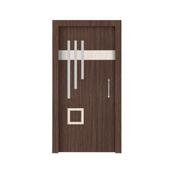 Laminated Fiber Door