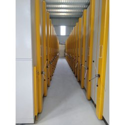 Mild Steel Compactor Storage System
