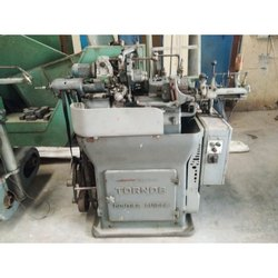 Automatic Used & Old Tornons Sliding Head Machine