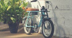 Electric Bicycle - Alpha Electric Bike
