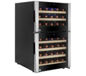 Wine Chiller 195 Bottle Dual Temperature