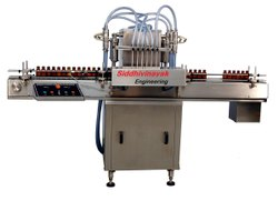 Sanitizing Filling Machine