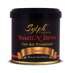 Sylph Car Air Fresheners- Black Series, Packaging Type: Tin Container