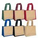 Jute Multicolour Bag
