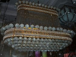Hanging crystal chandeliers view specifications details of hanging crystal chandeliers aloadofball Image collections