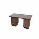Wooden Rectangular Office Table