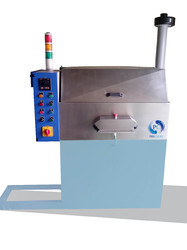 Rotary Basket Cleaning Machine