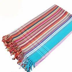 Yarn Dyed Pestemal Kikoy Bath Towel