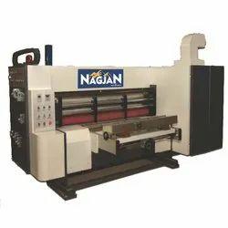 Fully Auto Single Color Printer Slotter Machine