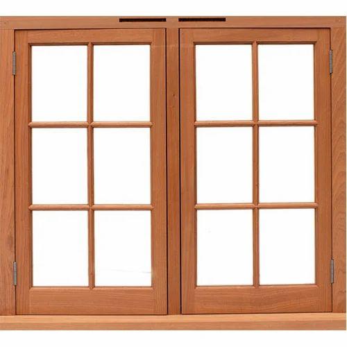 Wooden Window Frame at Rs 3200 /piece | Window Frame - Ark Doors ...
