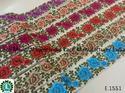 Exclusive Embroidery Lace E1551