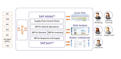 SAP Integrated Business Planning Service