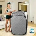Kawachi Portable Steam Cabin For Steam Sauna Therapy For Slimming And Beauty