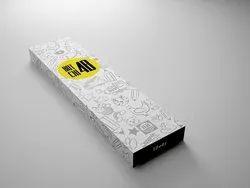 Printed Pencil Packaging Box