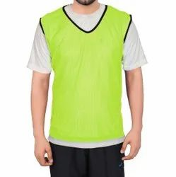 Mesh Training Bibs with Top Piping