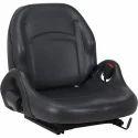 Black Mahindra Tractor Sliding Seat