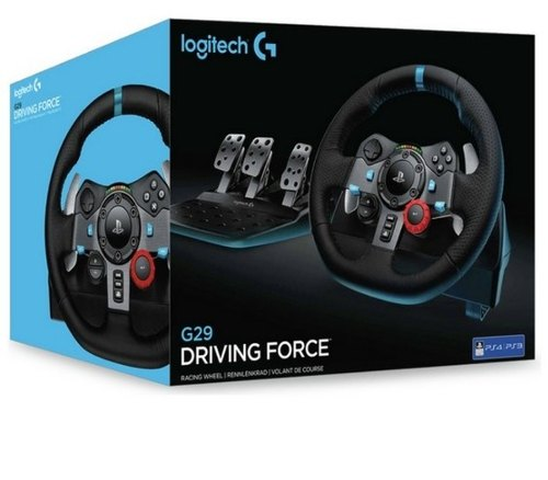 da4c04c58a9 Logitech G29 at Rs 20000 /box | Game Accessories | ID: 20700751612