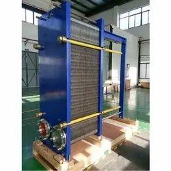 Ammonia Chiller Plate Heat Exchanger