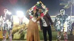 Ladies Dancing Program Management Service, Raipur and kolkata