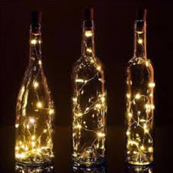 Light LED Bottled String Lights