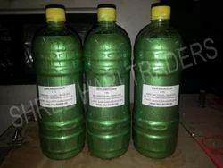 Dark Green Metalic Liquid Color For Agarbatti