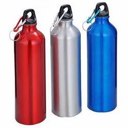 byb Aluminium Sports Water Bottle, Round, Capacity: 750ml