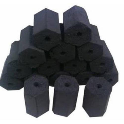 Hexagonal Charcoal Briquettes at Rs 23/kilogram   Charcoal Briquettes   ID:  14302368912