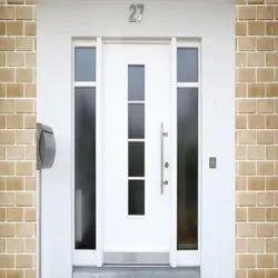 Narrow Glazed Door