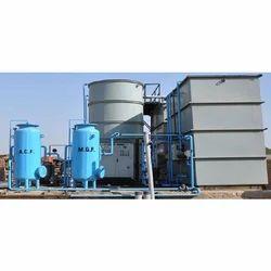 MBBR Sewage Treatment Plants