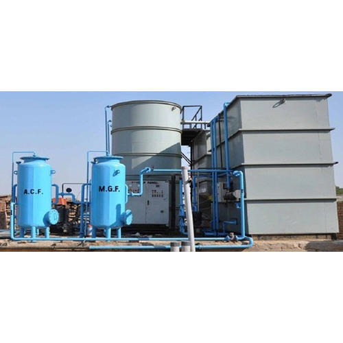 Mbbr Sewage Treatment Plants Manufacturer From New Delhi