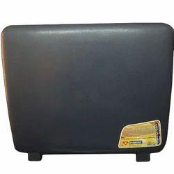 Diamond Plain Luggage Suitcase