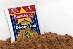 Somchand Salted & Roasted Dhana Dal, For Mouth Freshener, Packaging Size: 1.8 Gram