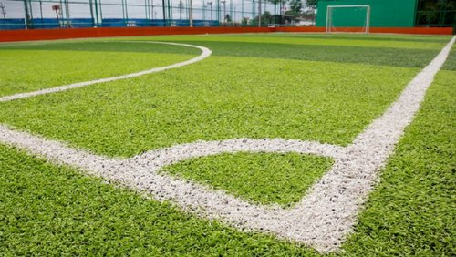 Plastic Green Artificial Turf