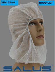 Disposable Nonwoven Monkey Astronaut Hood Cover Cap