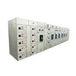 Three Phase Power Control Center Panel