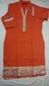 PBNLDORG-Ladies Kurti Orange Color