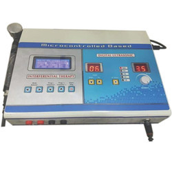 Microcontroller Based Interferential Therapy