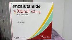 Enzalutamide Soft Capsules