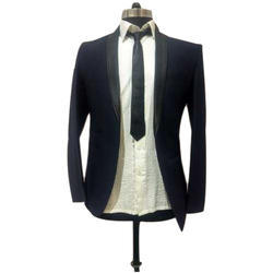 38 And 40 Mens Black Suit