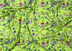 Pure Cotton Dress Material Fabric, Width 45 Inches
