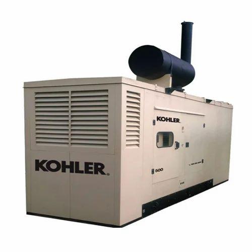 500 Kva Volvo Penta Kohler Diesel Generator
