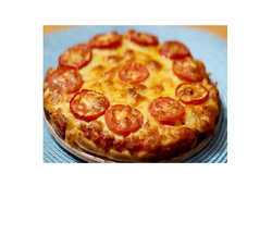 Tomato Cheese Pizza (329)